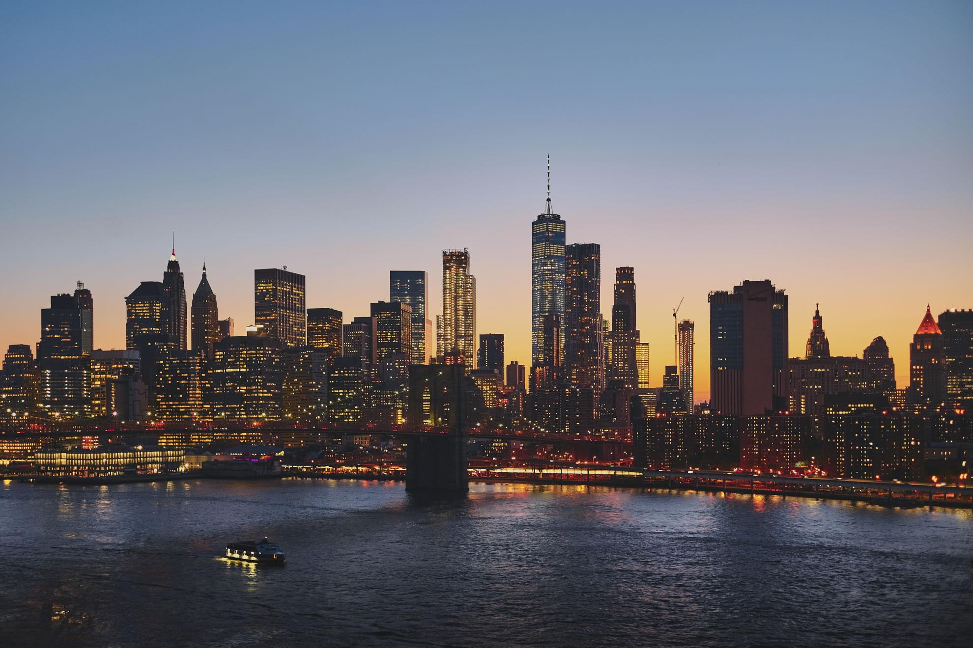 Tour di New York, gita da più giorni