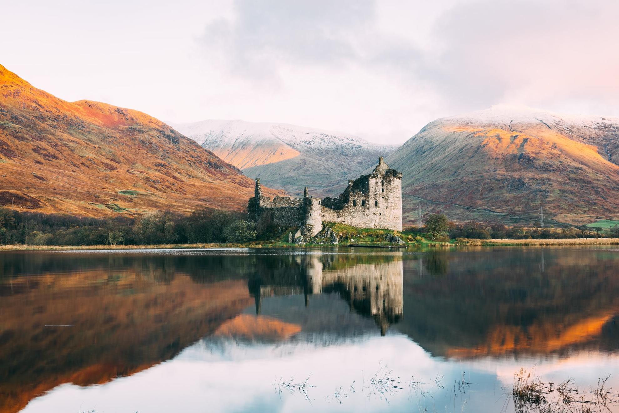 Gita da più giorni in Scozia