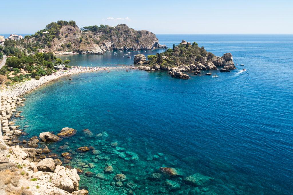 Taormina e Catania