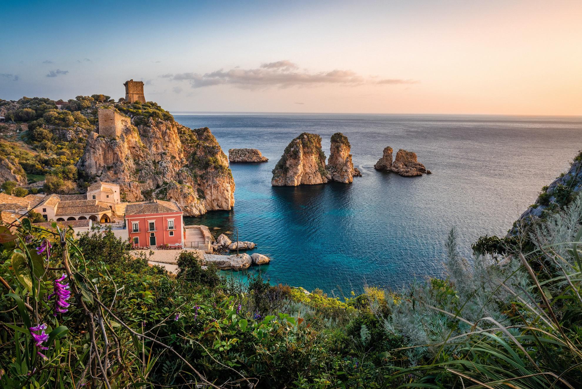 Viaggio organizzato di gruppo in Sicilia