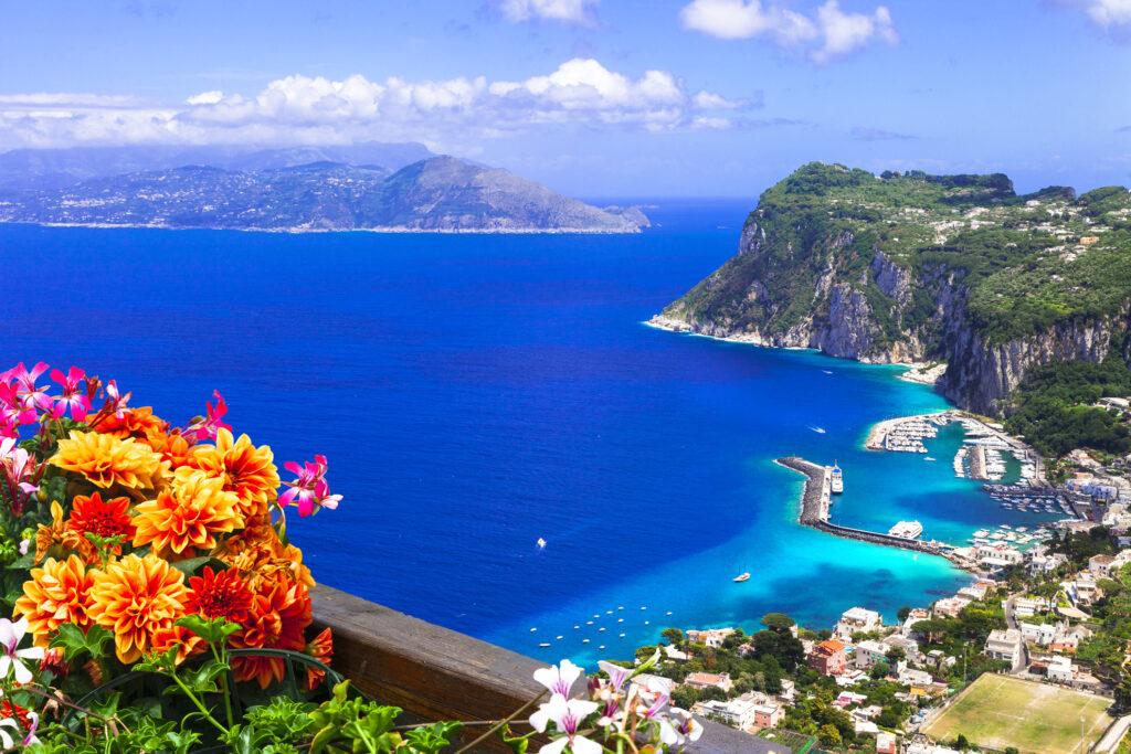 Un caffè a Capri