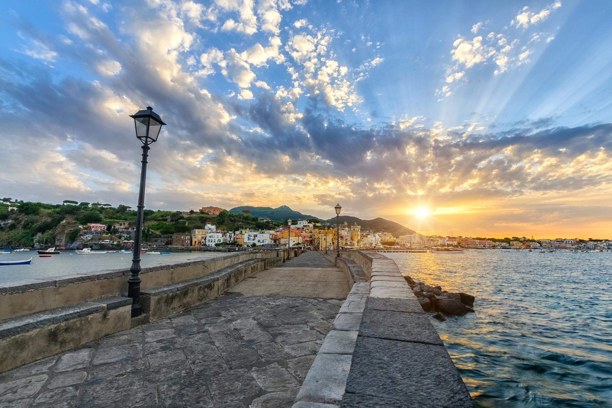 Viaggio organizzato di gruppo a Napoli