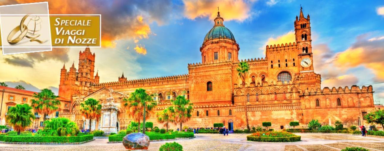 Viaggio di Nozze in Sicilia 2020-2021